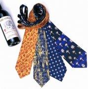 <b>领带 男人风采的点睛之笔 简约而前卫-美泰来领带</b>
